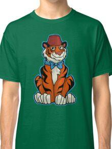 Tiger Who Classic T-Shirt