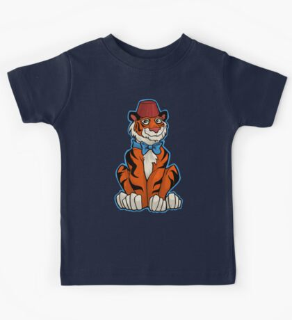 Tiger Who Kids Clothes
