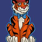 Tiger Who by Karen  Hallion