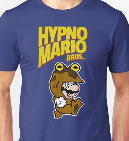 HypnoMario Bros Unisex T-Shirt