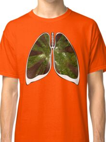 Lungs - Redwood Forest Classic T-Shirt