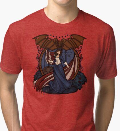 Elizabeth Nouveau Tri-blend T-Shirt