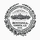 ★ Seal of Boston by cadcamcaefea