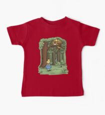 My Neighbor in Wonderland Baby Tee