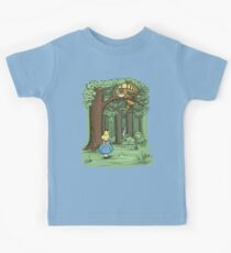 My Neighbor in Wonderland Kids Tee