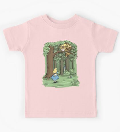 My Neighbor in Wonderland Kids Clothes