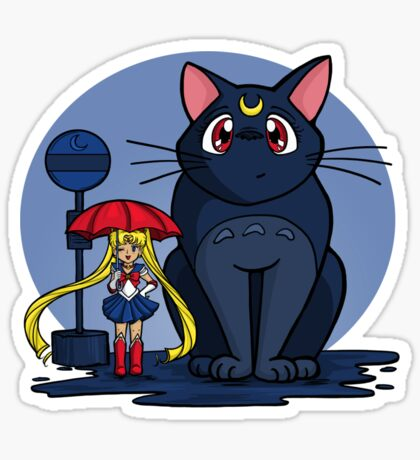 My Neighbor Luna Sticker