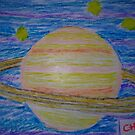 Planet in Pastel by CHClepitt
