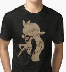 Meloetta used sing Tri-blend T-Shirt