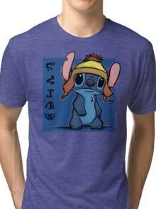Cunning and Blue! Tri-blend T-Shirt