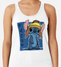 Cunning and Blue! Women's Tank Top