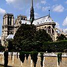 Notre Dame by KChisnall