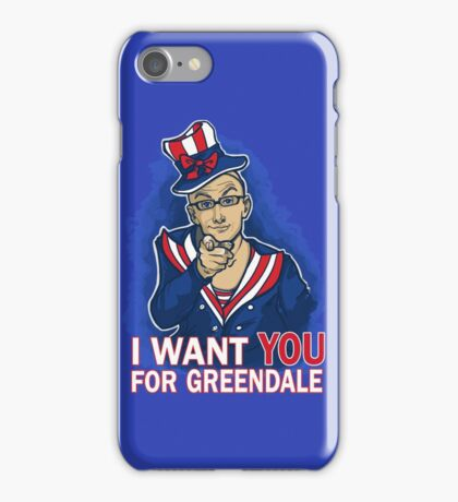Uncle Dean wants YOU iPhone Case/Skin