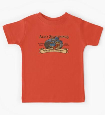Meet the Missus Tea Kids Clothes