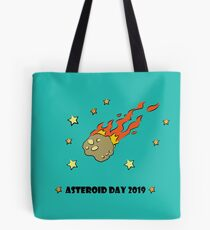 Asteroid Day 2019 - #AsteroidDay Tote Bag