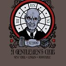 A Gentlemen's Club by Karen  Hallion