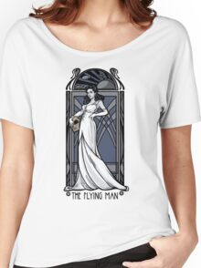 The Flying Man Women's Relaxed Fit T-Shirt