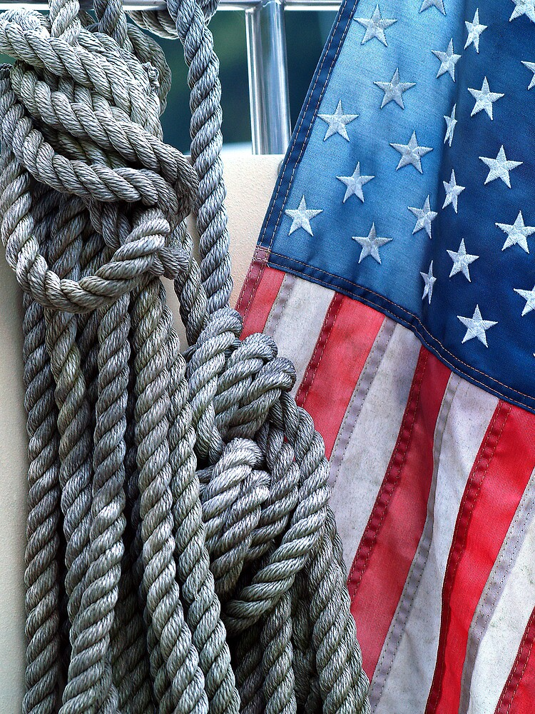 Nautical Rope 4 by nastruck
