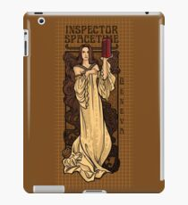 Theatre in Spacetime iPad Case/Skin