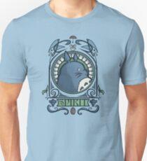Forest Spirit Nouveau Unisex T-Shirt