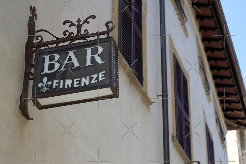 Italian Bar by Raquel Fletcher