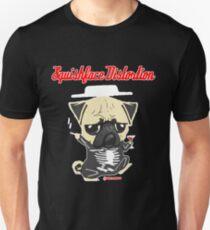 SQUISHFACE DISTORTION Unisex T-Shirt