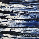 Moonlight Waves  by pattistudio