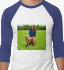 Siete At The Funeral Men's Baseball ¾ T-Shirt