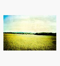 Texas Hill country Photographic Print