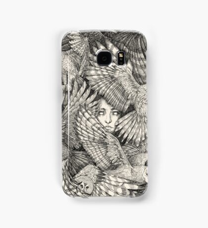 Daughter of Owls Samsung Galaxy Case/Skin