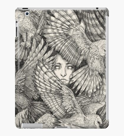 Daughter of Owls iPad Case/Skin