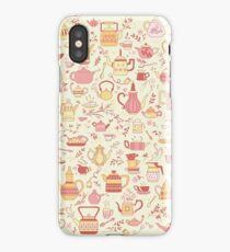 Teapots #5 iPhone Case/Skin