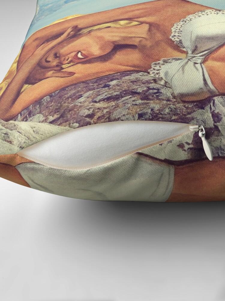 Alternate view of Vitamin Throw Pillow