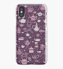 Teapots #4 iPhone Case/Skin