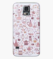 Teapots #1 Case/Skin for Samsung Galaxy