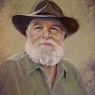 'Portrait of Paul' by Lynda Robinson