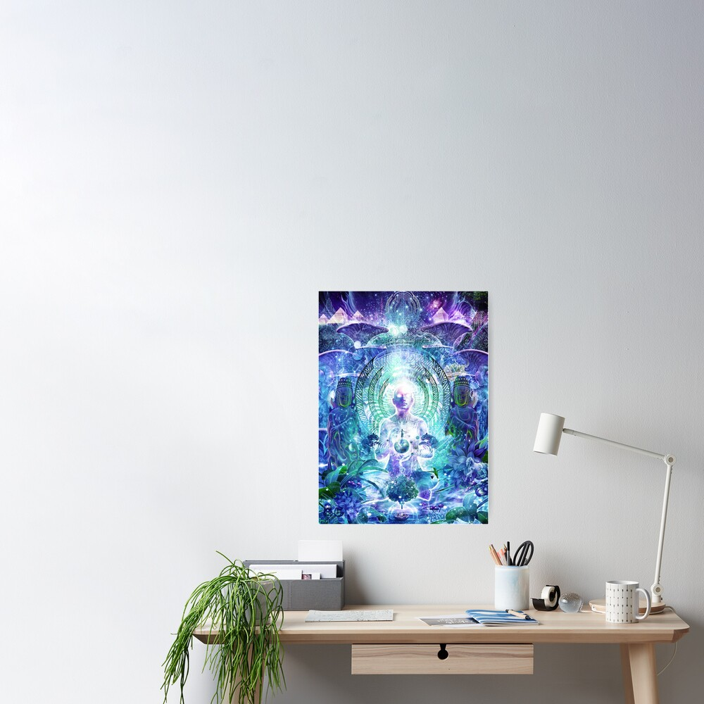 Observers Of The Sky Poster