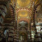 Notre Dame De La Garde Interior, France 2012 by muz2142