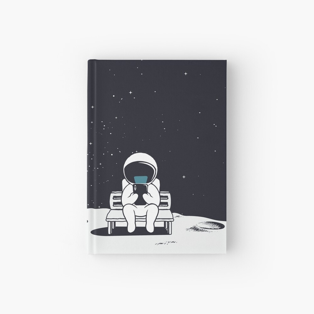 Earth, U Up? Hardcover Journal
