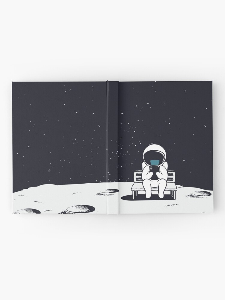 Alternate view of Earth, U Up? Hardcover Journal