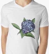 Hydrangea Blue T-Shirt