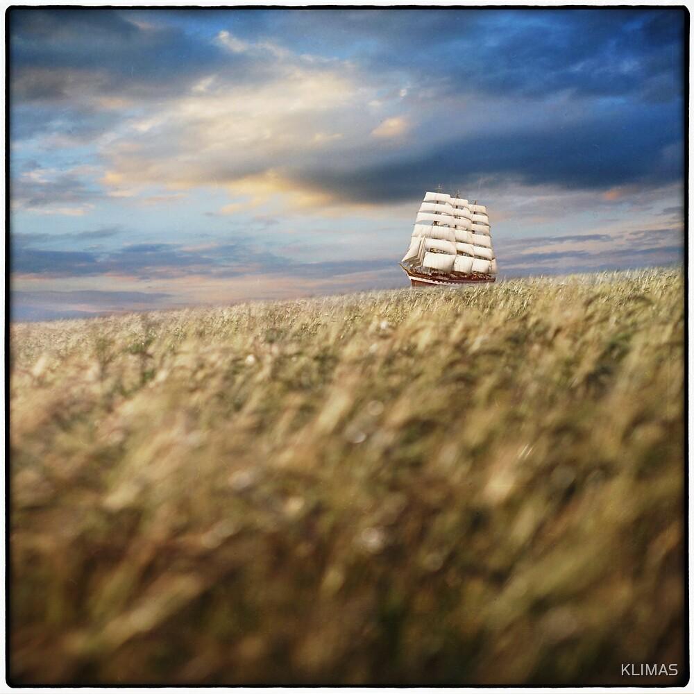 Sailing... by KLIMAS