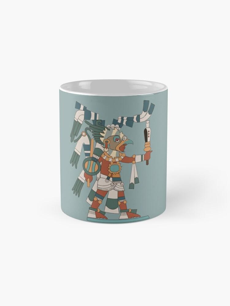 Alternate view of Eagle Knight Mug
