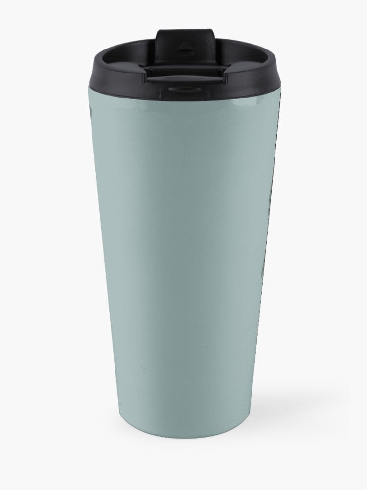 Alternate view of Eagle Knight Travel Mug