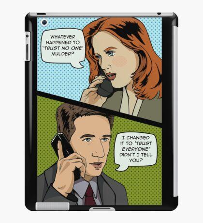 Xchange iPad Case/Skin