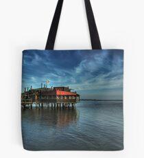 'On Stilts' Tote Bag