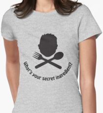 Secret Ingredient Womens Fitted T-Shirt