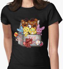 Camiseta entallada para mujer Cinco noches en Freddy's 2