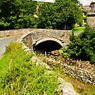 Packhorse Bridge - Thwaite by Trevor Kersley