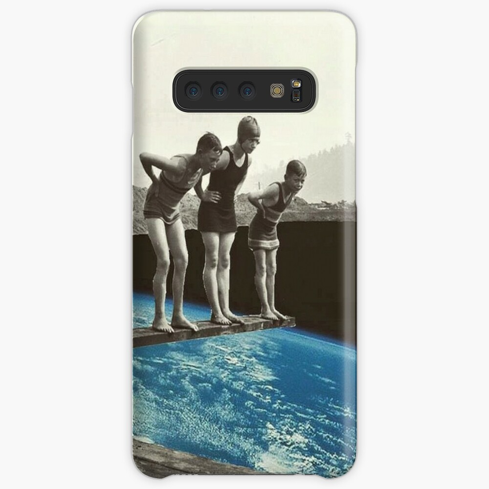 Who's First? Case & Skin for Samsung Galaxy